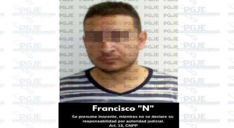 Con arma al cinto, detuvieron a Francisco