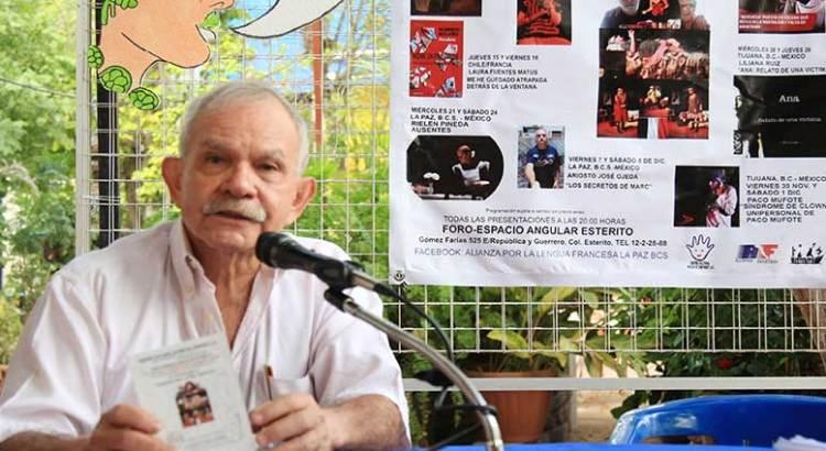 Presentan programa del 9º Festival de Monólogos