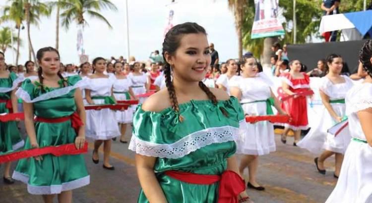 Encabeza Gobernador aniversario de la Revolución Mexicana