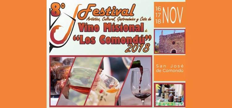 Inicia Festival Gastronómico y Cata del Vino Misional