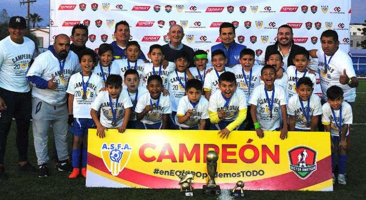 Cabo San Lucas, campeón estatal