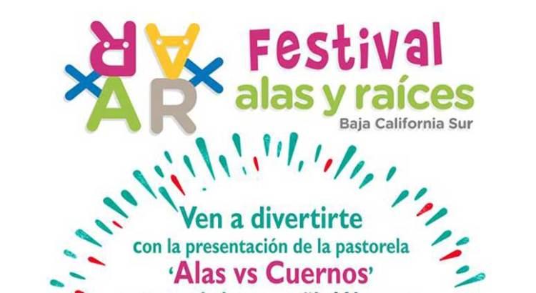 Estás invitado al Festival Alas y Raíces