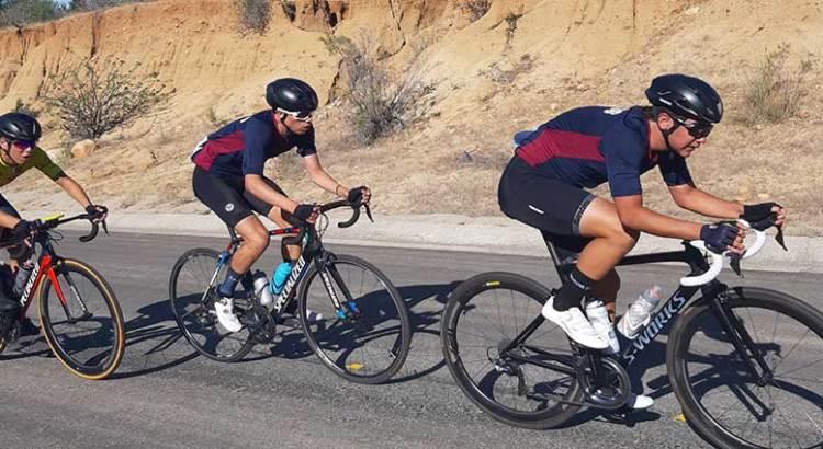 Domina La Paz en ciclismo y karate