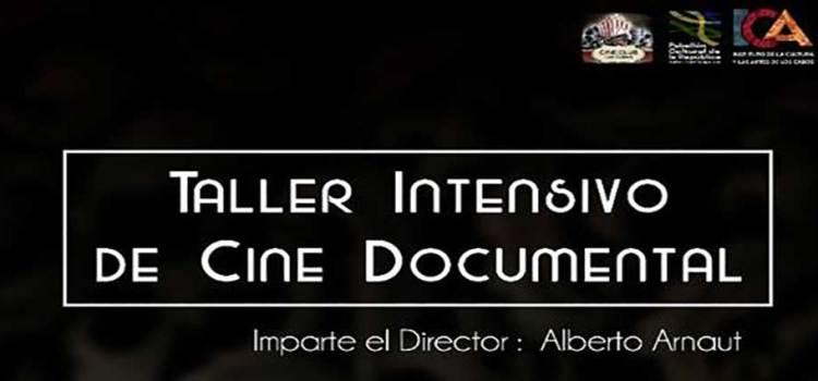 Invitan a Taller Intensivo de Cine Documental
