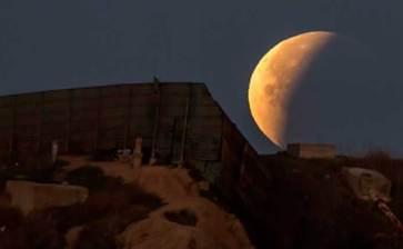 Podrá verse el eclipse lunar en todo el país