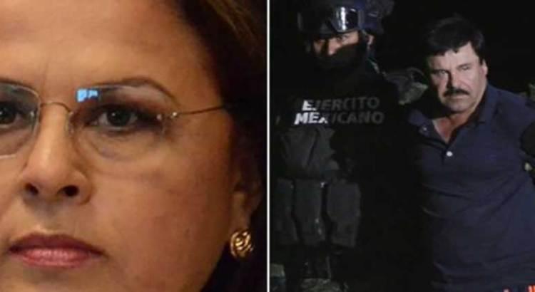 Pidió Esthela Ponce al Chapo asesinar a un policía