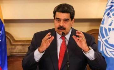 Acusa Maduro a 11 países