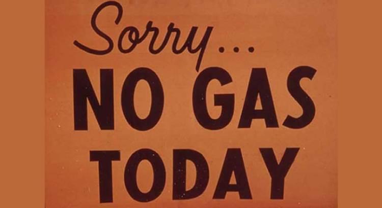 El año que el mundo se quedó sin gasolina