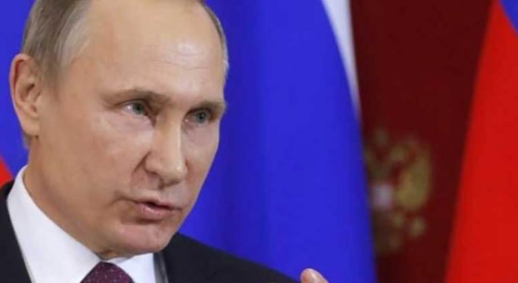 """Amenaza Putin a enemigos con un """"ataque imprevisible"""""""