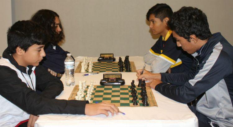 Inicia ajedrez de la Olimpiada en La Paz