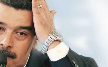 De narcoterrorismo acusa EU a Maduro
