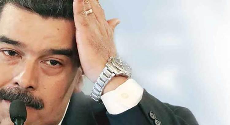 Cede Maduro ante Grupo de Contacto