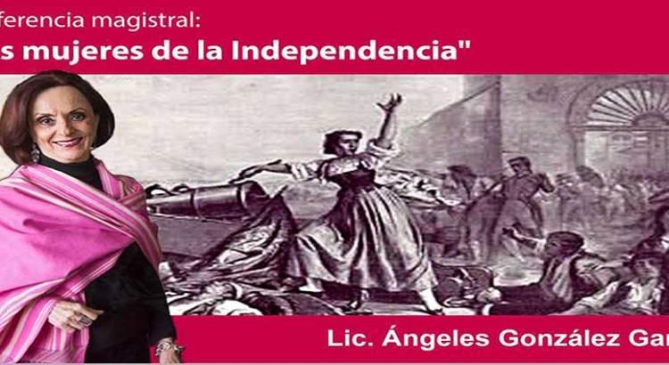 «Las Mujeres de la Independencia»
