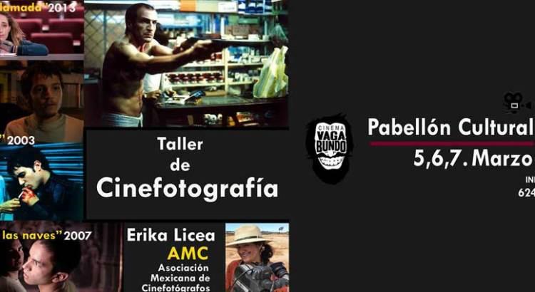 Ofrecen taller de Cinefotografía