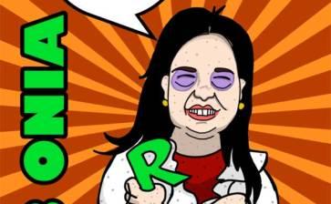 El cartón de Ricardo: Armida la Presidenta