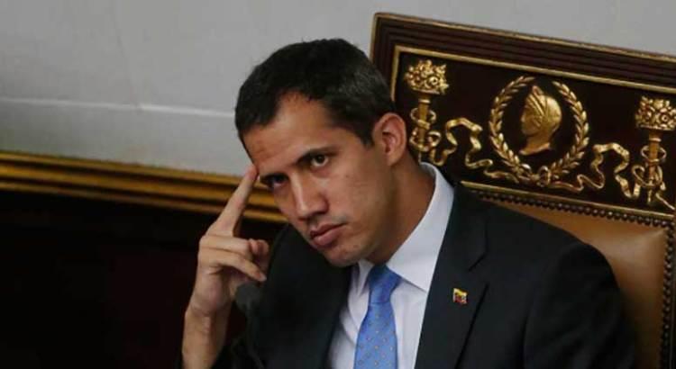 Abre Justicia de Venezuela proceso contra Guaidó