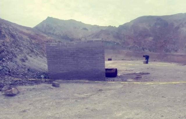 Encuentran cadáver en Isla de Cedros