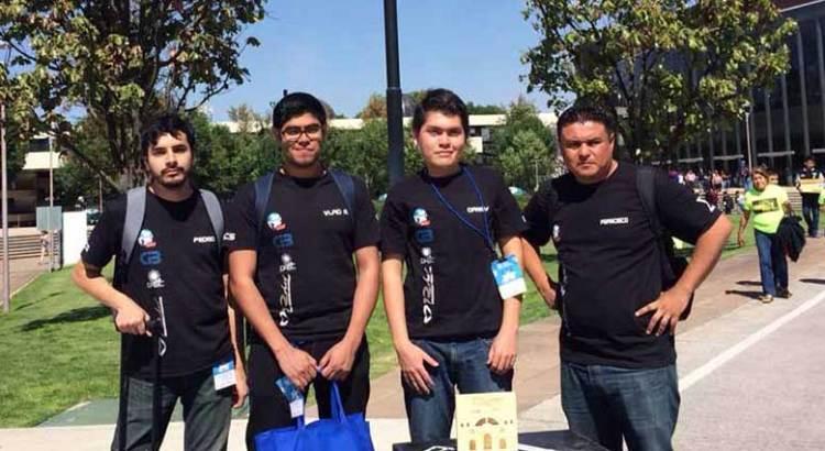 Ganan alumnos de la UABCS Torneo Nacional de Robótica