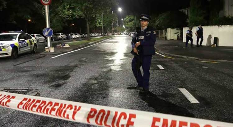 Dejan 49 muertos los tiroteos en mezquitas de Nueva Zelanda