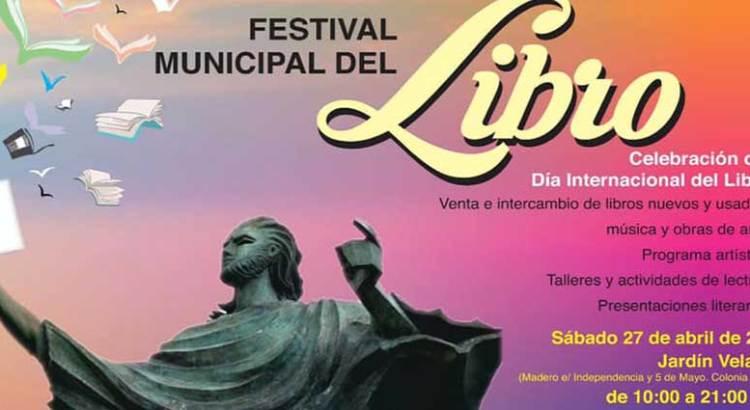 Participa en el Primer Festival Municipal del Libro