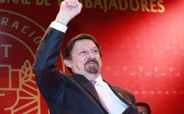 Entrega STPS toma de nota a organización de Gómez Urrutia