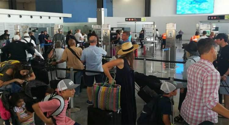 Se preparan aeropuertos para enfrentar el coronavirus