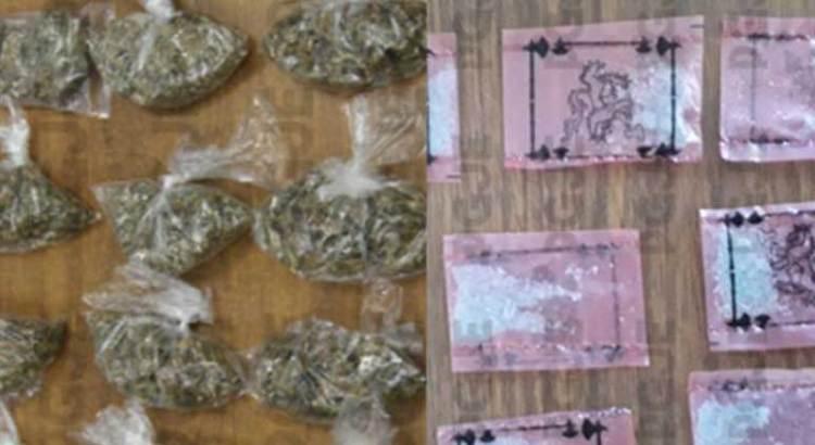 Aseguran en cateo más de 2 mil dosis de droga
