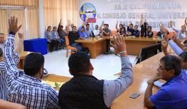 Por unanimidad, Dante Salgado es el nuevo Rector de la UABCS