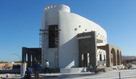 Avanza construcción del Centro de Servicios Universitarios