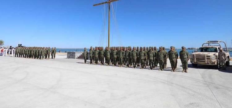 Inician elementos curso de formación para integrarse a la Guardia Nacional