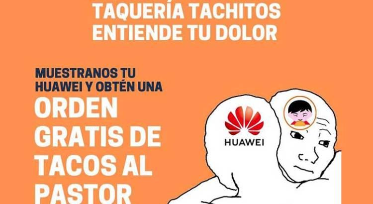 ¿Inconsolable por tener un Huawei?