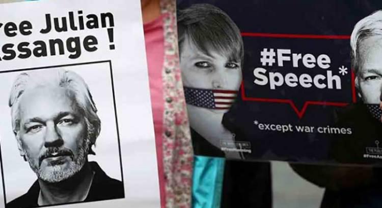 Fija Reino Unido fecha para definir futuro de Assange