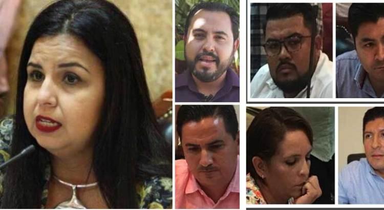 """""""Lamentable"""" la actuación de Alcaldesa, Síndico y Regidores"""
