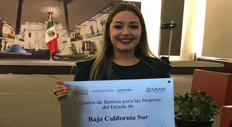 Certifica CONAVIM al Centro de Justicia para las Mujeres