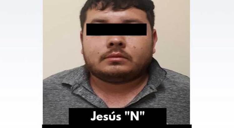 "Agarraron a Jesús con 3 ""ladrillos"" de marihuana"