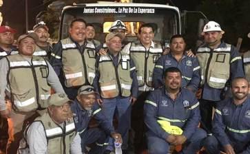 """Arranca programa """"Iluminemos La Paz"""""""