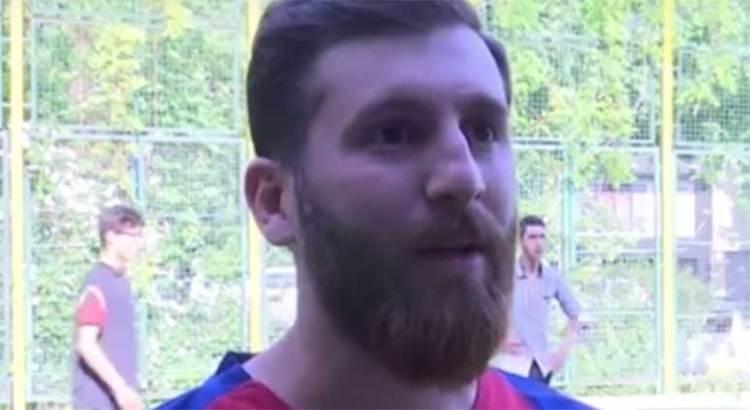 Las desventajas de ser igualito a Messi