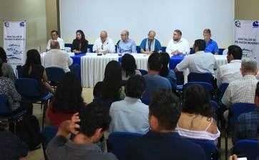 Sesiona en la UABCS Comité de pelágicos menores
