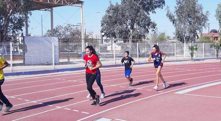 Aplicaron evaluaciones físicas a los deportistas