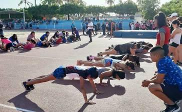 Positivas evaluaciones físicas a atletas paceños