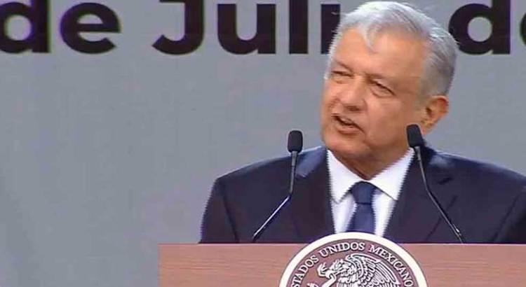 López Obrador a un año del triunfo electoral
