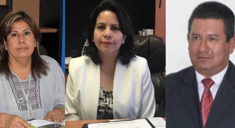 Recibe el Congreso terna de aspirantes a magistrado del TJA