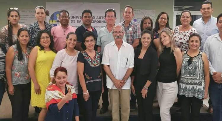 Se capacitan docentes de UABCS Los Cabos