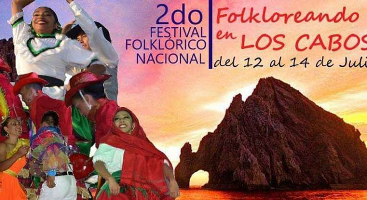 Folclorea en Los  Cabos