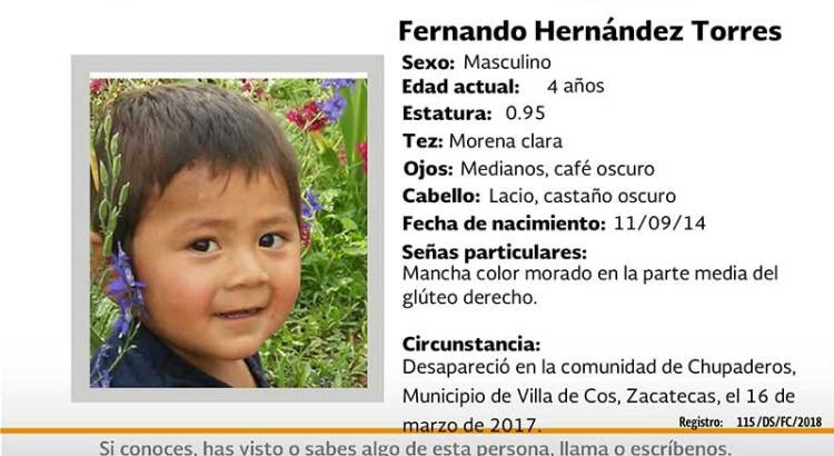 ¿Has visto a Fernando Hernández Torres?