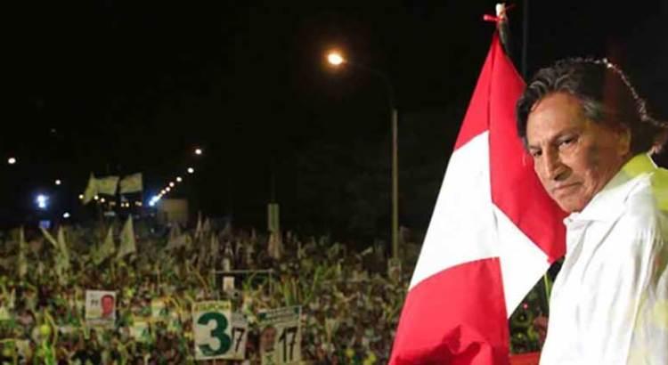 Arrestan en EU a expresidente de Perú