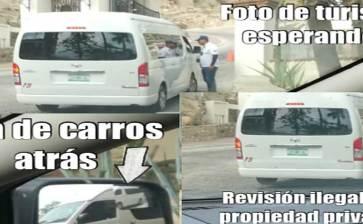 Siguen hostigando turistas en Los Cabos