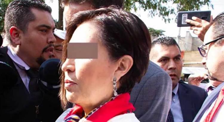 Rechaza jueza desbloquear cuentas de Rosario Robles