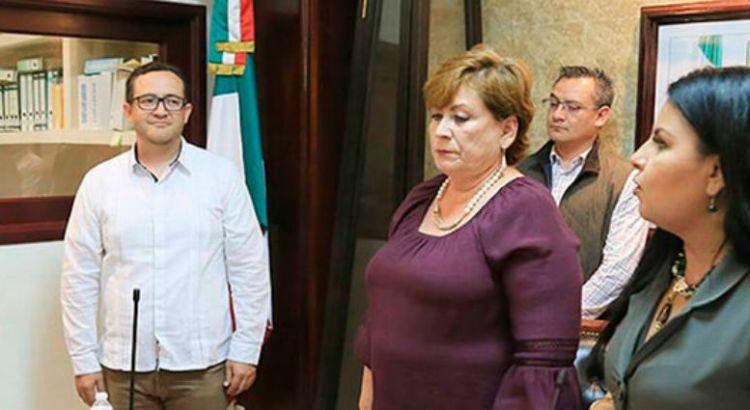 Sale Daniel Ayala de OOMSAPAS Los Cabos