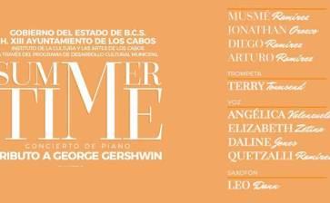 Rendirán tributo a la música de George Gershwin